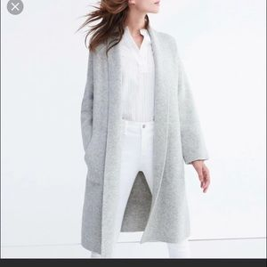 Madewell riverington cardigan sz small